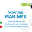 Scouting CEDA Member Interest in Iranimex 2018